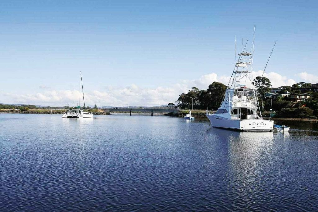 NSW: Merimbula Offshore Fishing