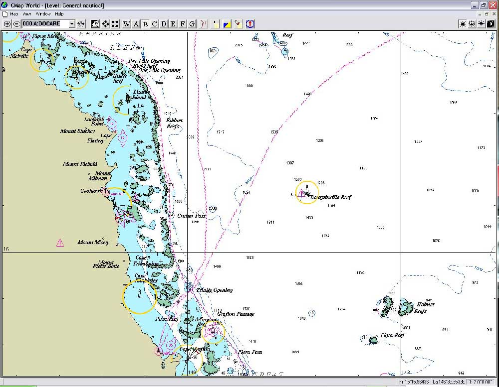 QLD: Cairns Offshore Fishing