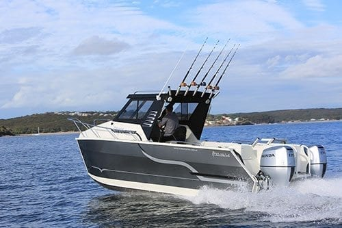 Sailfish Canyonmaster Boat Test