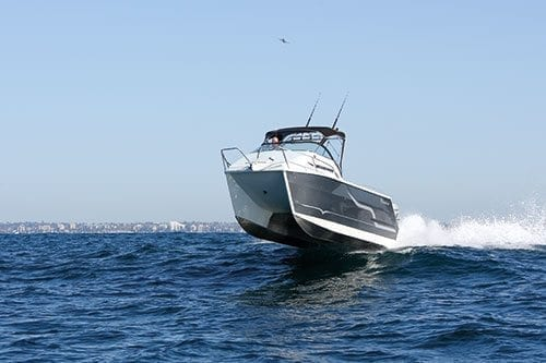 Sailfish Shelf Runner Boat Test