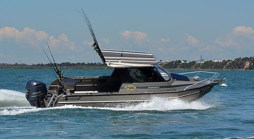 Stabicraft 2400 Supercab Boat Test