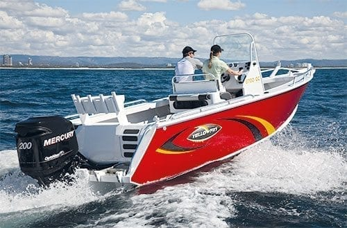Yellowfin 6700 Centre Console Boat Test