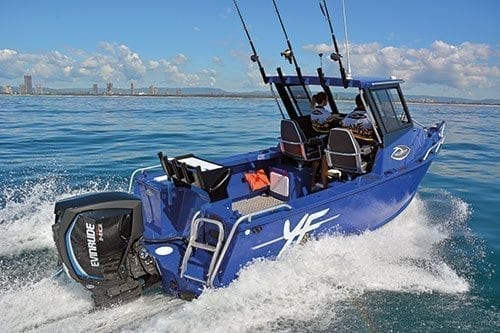 Yellowfin 6700 Hardtop Boat Test